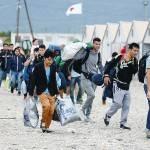 Винаги е имало бежанци в човешката история. Сега имаме огромно множество  от предимно млади хора, които се преместват от едно място на света на друго.  Говори се, че са 60 милиона души.