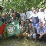 Сговорната дружина на ловците в Миндя откри сезона за пернати.
