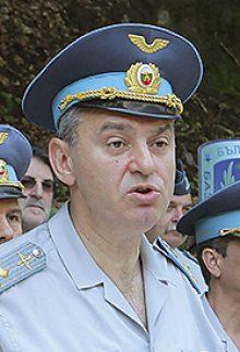 Полковник Пламен Богданов