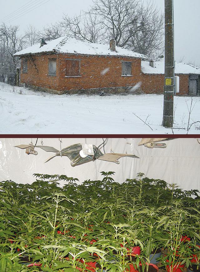 Къщата във Вълчовци дълго време е останала извън полезрението на антимафиотите.