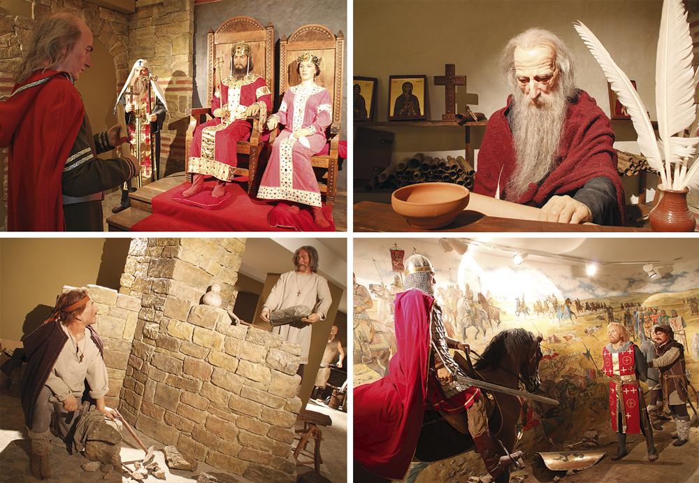 Резултат с изображение за Кардинал Лъв посещава българската столица Търново