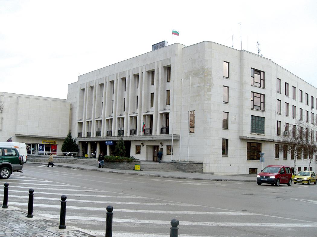 Община Горна Оряховица