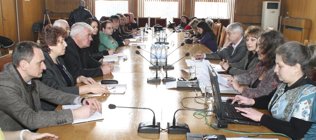 Политическите партии не се разбраха за състава на комисията.