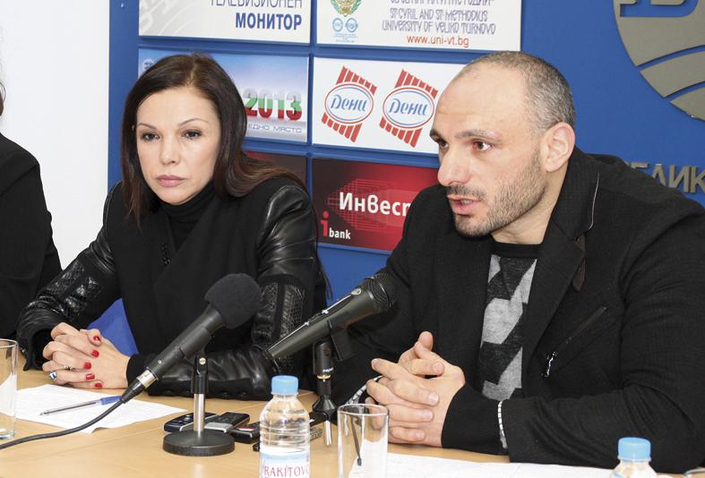 Юлияна Дончева и Станислав Недков представиха мотивите за референдума.