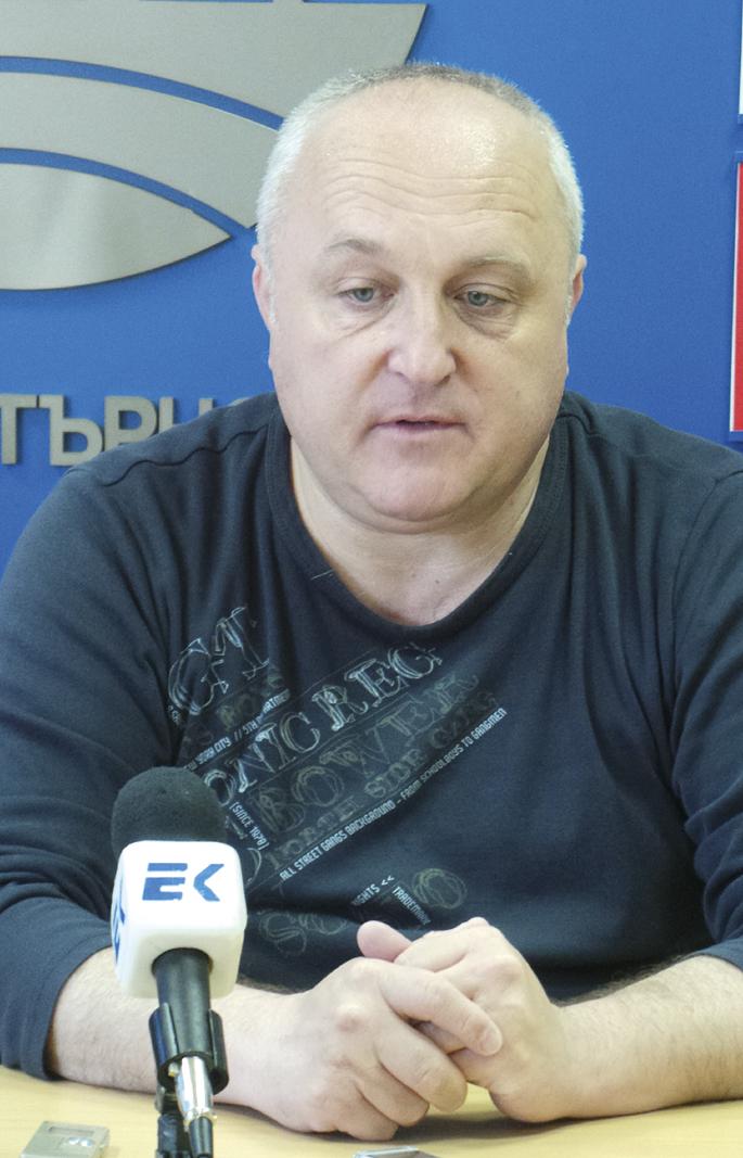 Димитър Стефанов