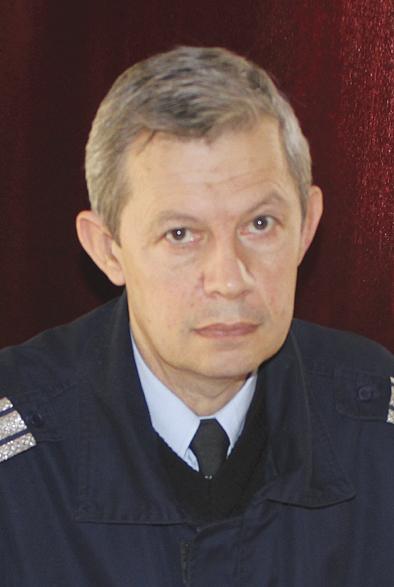 Ст. инспектор Валентин Генов