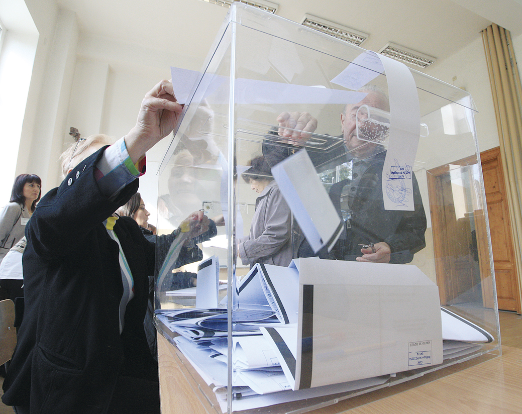 Спокойно и без нарушения протече изборният ден на територията на Великотърновска област.