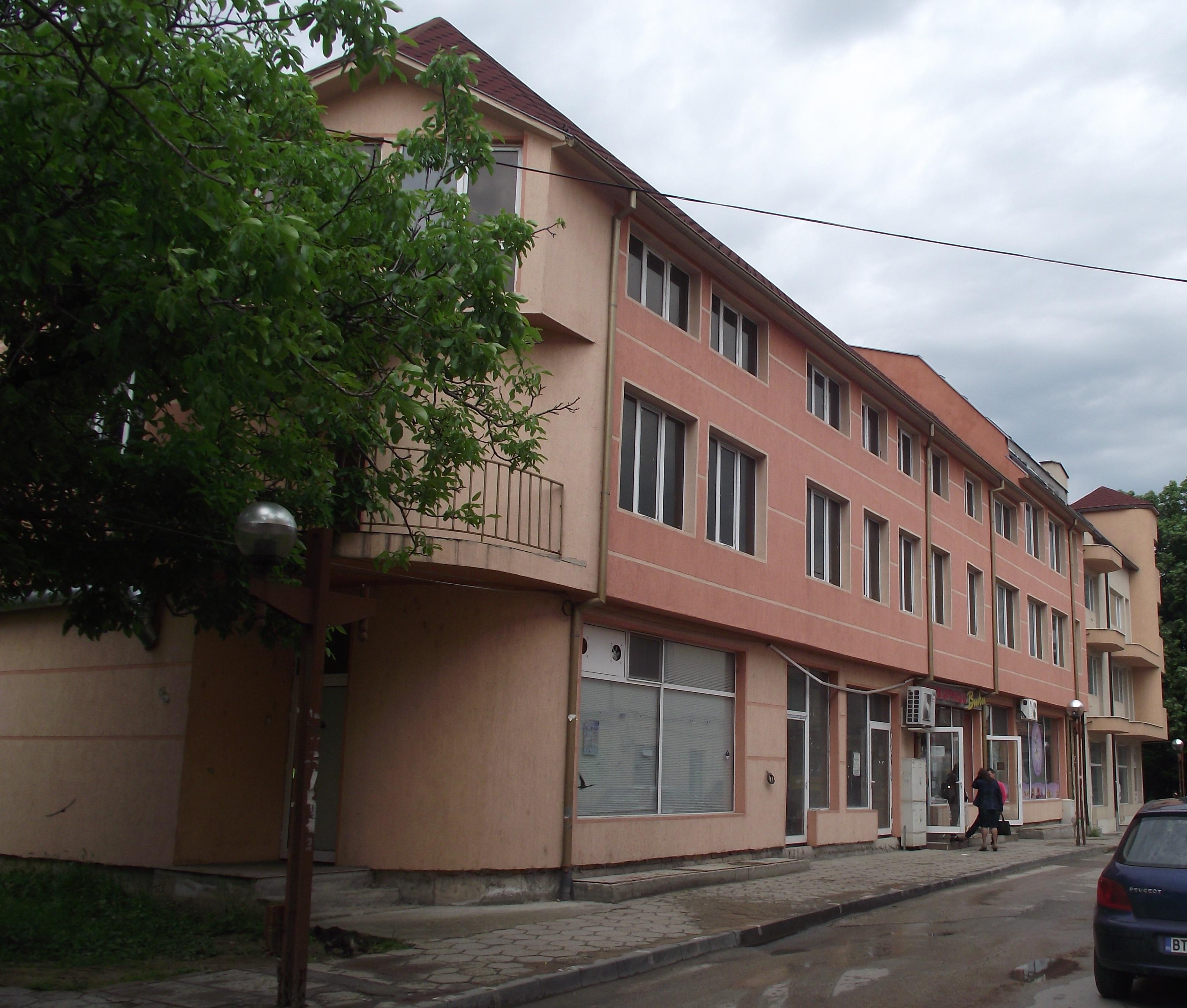 Sgrada ul. Dimitar Anev