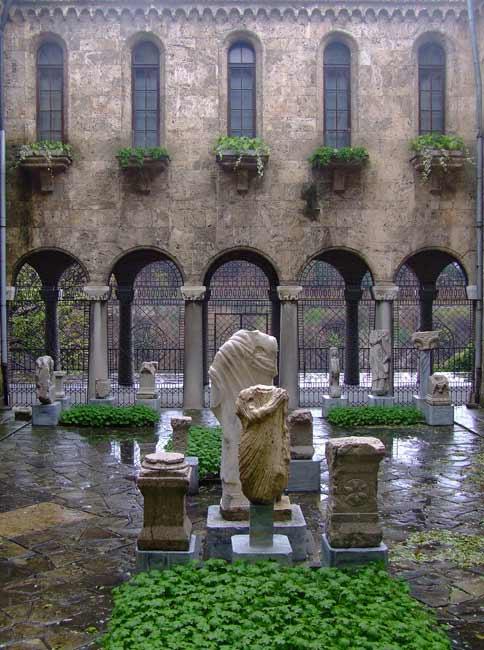 Lapidarium Arheologicheski muzei