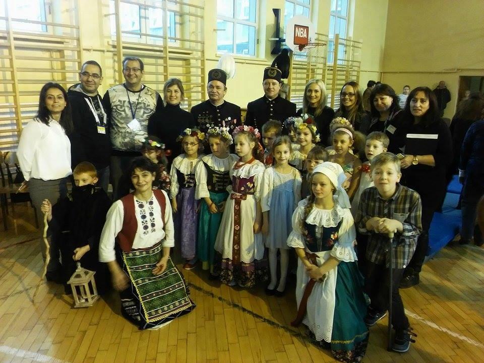 c58a5b5d7dc Свищовски учители изнесоха открити уроци за българските традиции пред свои  колеги от Европа | Янтра ДНЕС live