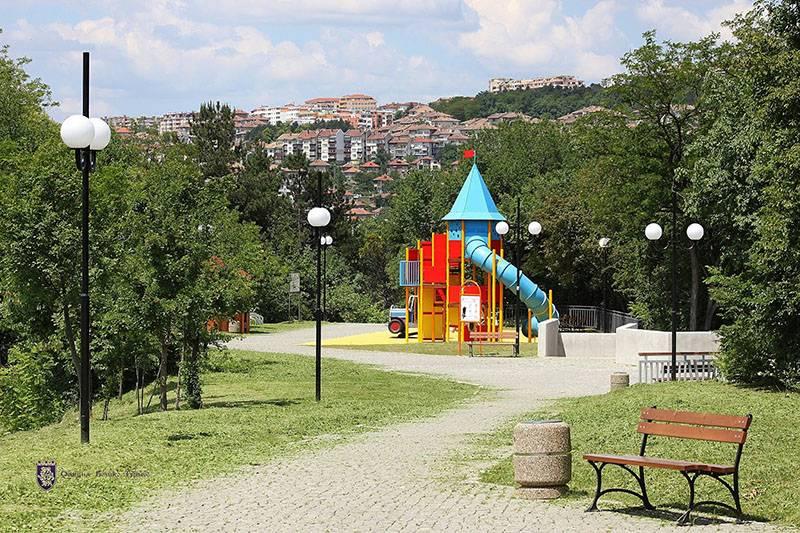 park-veliko-tarnovo